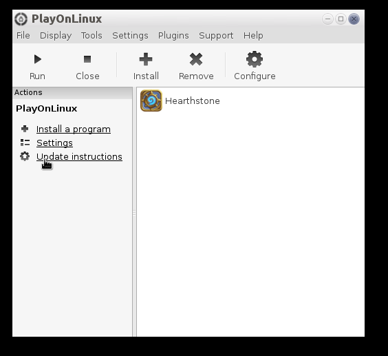 Play on Linux | Bodhi Linux